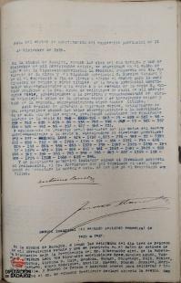 Sucedió hace un siglo: Badajoz en 1921