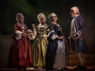 Un thriller teatral, una comedia de enredos y un espectáculo de títeres y música, propuestas de la Sala Trajano para el fin de semana