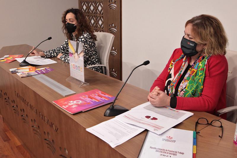 El Área de Recursos Humanos de la Diputación presenta unas cuentas centradas en la digitalización, la formación y el empleo