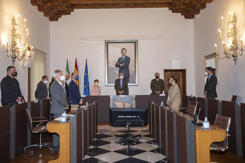 La Diputación aprueba los pliegos para la contratación de la concesión de la hospedería 'La Serrana' de Piornal