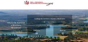 La Diputación pone en marcha un sistema pionero de atención a ayuntamientos y entidades locales menores de la provincia