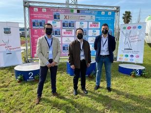 La Diputación ha patrocinado junto a otras entidades el XI Campeonato de España de Lanzamientos Largos de Invierno
