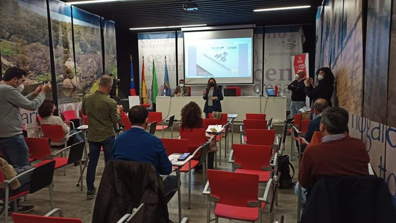 La Diputación propone la creación de una Red de Conjuntos Históricos de la provincia de Badajoz