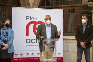 Carlos Carlos 'El compromiso del Equipo de Gobierno en cuanto a la gestión y ejecución en la primera anualidad del Re-Activa se ha cumplido en un 100%