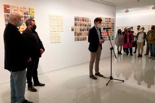 La Sala de Arte El Brocense recuerda a Julián Rodríguez, editor, galerista, escritor y, sobre todo, 'tipógrafo'