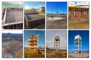 Diputación de Cáceres construye un nuevo depósito de abastecimiento de agua en La Granja