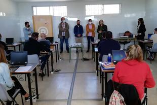 Comienza la formación de 15 alumnos y alumnas en transporte sanitario en la Mancomunidad de la Vera
