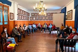 Sánchez Cotrina: 'Es una satisfacción ver cómo todos los municipios de Rivera de Fresnedosa están trabajando de la mano para afrontar retos de futuro'