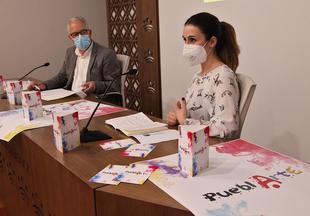 La Diputación llevará la creación artística en vivo a seis municipios de la provincia