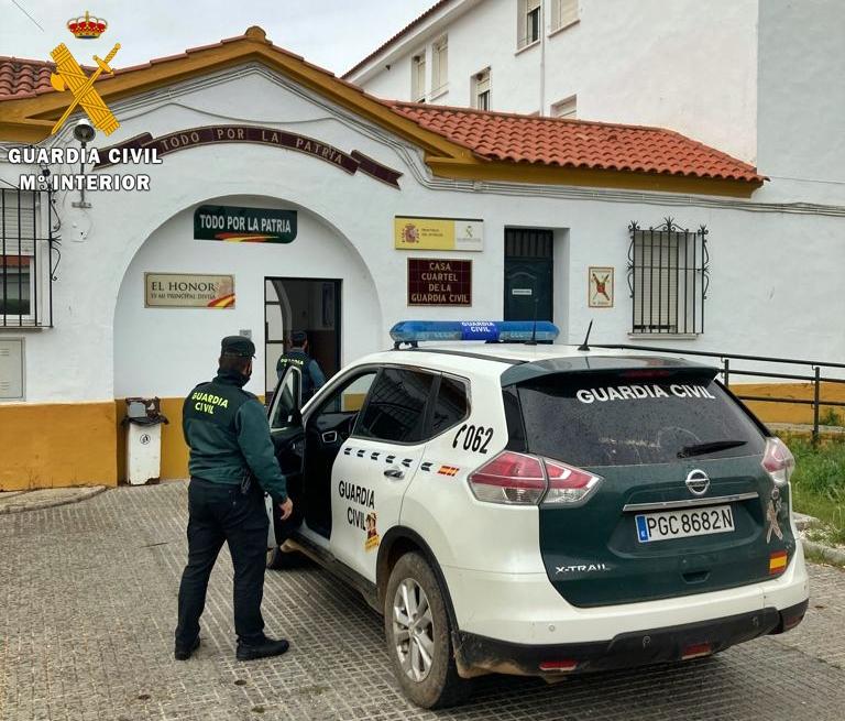 Detenidos por cometer un robo con violencia en un domicilio de Montijo