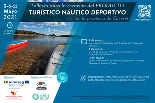 La Diputación trabaja en la creación del 'Producto Turístico Náutico Deportivo'