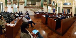 La Diputación de Badajoz destinará 250.000 euros para subvenciones a proyectos de obras en los ayuntamientos de la provincia