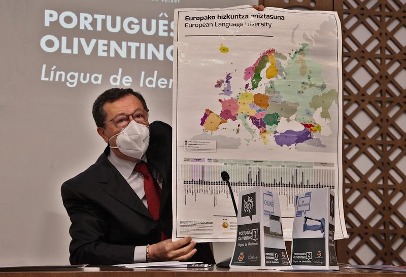 El Día Mundial de la Lengua Portuguesa se celebrará en Olivenza el 5 de mayo