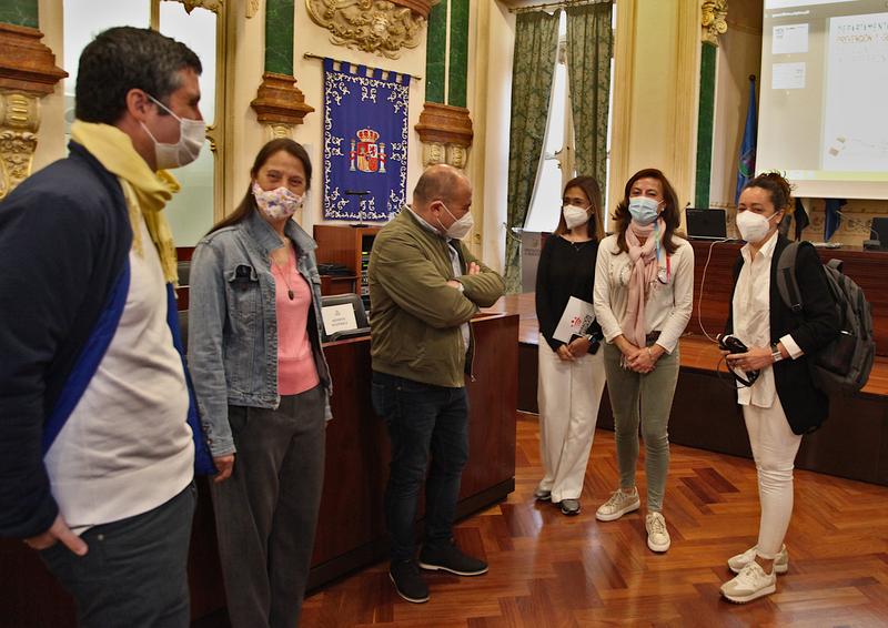 Formación para la mediación preventiva y creativa en la Diputación