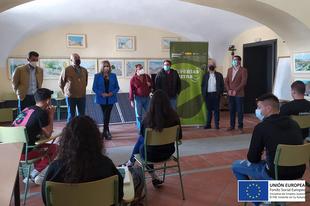 Un nuevo curso de Juventas Forma prepara a jóvenes para incorporarse al sector energético, de especial pujanza en el medio rural
