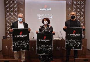 'A carcajadas: cómicos en carretera', nuevo programa cultural de la Diputación