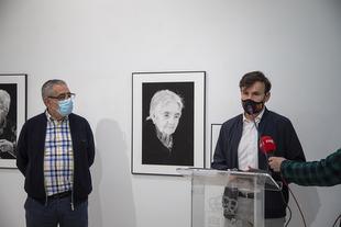 Historias personales que han ido construyendo la vida de una comarca llegan a Pintores 10 con la exposición 'Las Hurdes, tierra de mujeres'
