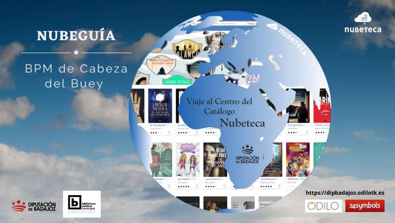 El proyecto experimental ''Viaje al Centro del Catálogo Nubeteca'' inicia sus actividades