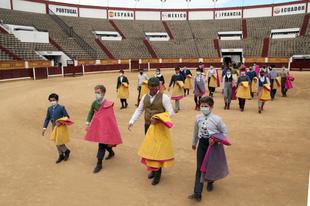 La Escuela Taurina de Badajoz homenajea a Luis Reinoso ''Cartujano'' por su 20 aniversario de alternativa