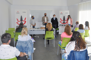 La Diputación de Badajoz inaugura en Herrera del Duque un curso de Alojamiento Rural