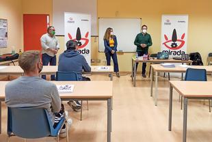 Inaugurada la acción formativa de Soldadura Oxigás y Soldadura MIG/MAG en Almendralejo
