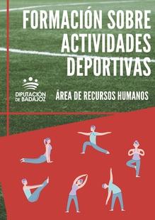 La Diputación de Badajoz imparte formación a personal municipal para promover la actividad deportiva de la tercera edad