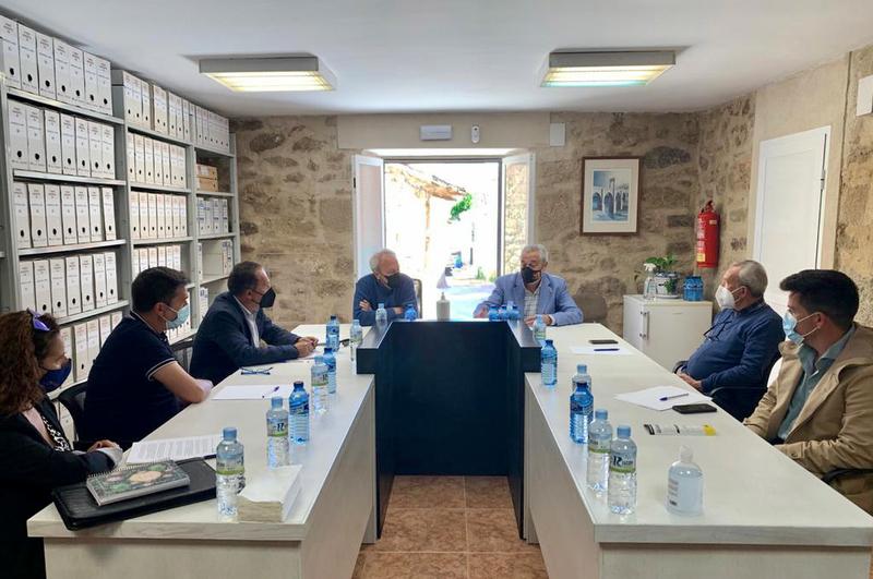 Carlos Carlos: 'Acompañaremos a los municipios de La Jara a donde sea necesario para sacar todo su potencial'