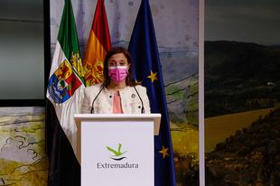 Diputación de Cáceres presenta en FITUR la Red de Centros de Identidad de la Reserva de la Biosfera Transfronteriza Tajo-Tejo Internacional