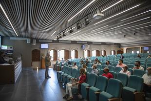 La Diputación reúne a los 22 integrantes de la Red de Municipios Sostenible de Cáceres para comenzar a trabajar en el Plan de Movilidad
