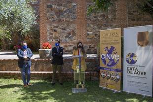 Más de 20 países vuelven a darse cita en Cáceres, en el prestigioso concurso internacional de vinos, espirituosos y aceites CINVE 2021