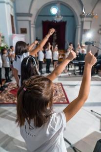 El InDiCCEx presenta su primera actividad formativa del proyecto The Children Singers