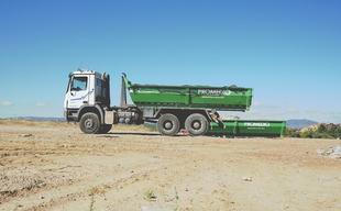 Promedio facilitó el reciclaje de 25 kilos de escombros por persona en 2020