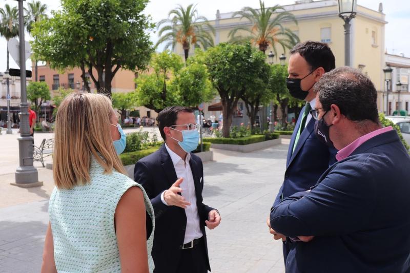 La Diputación de Badajoz y el Ayuntamiento de Villanueva se suman a la conmemoración del V centenario de la muerte de Nebrija
