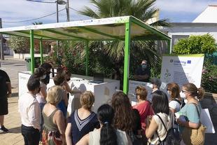 En marcha el compostaje inteligente de residuos orgánicos en Peraleda del Zaucejo