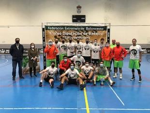 Villafranca de los Barros acoge las finales del Trofeo Diputación de Badajoz de Baloncesto Masculino y Femenino