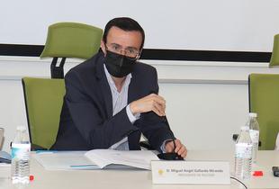 Miguel Ángel Gallardo preside la asamblea general de socios de FELCODE donde se ha aprobado el presupuesto para 2021