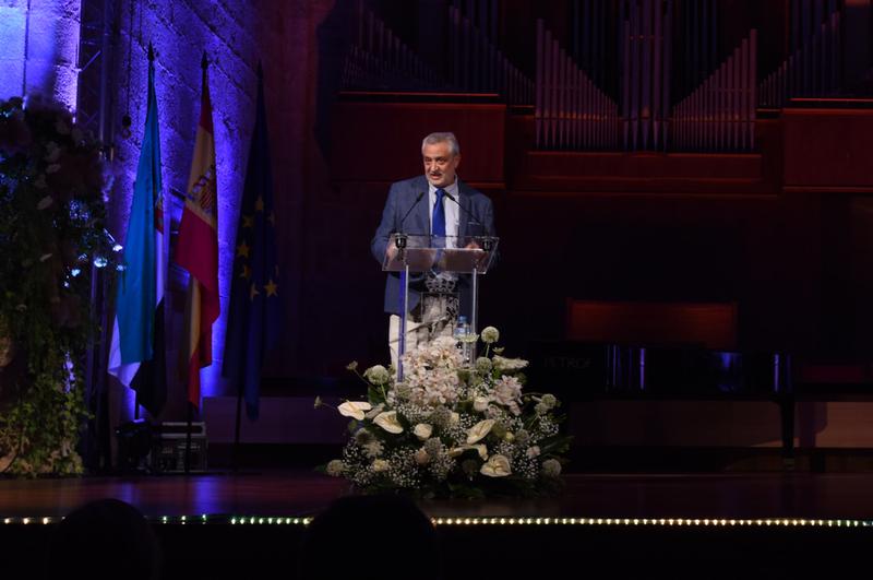 Marta Martos Molina, de Madrid, Premio de Novela Corta de la Diputación de Cáceres por la obra 'El Pueblo'