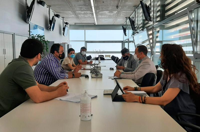 Junta de Extremadura y Diputaciones reivindican más fondos europeos para depuración y abastecimiento de agua en pequeñas y medianas poblaciones