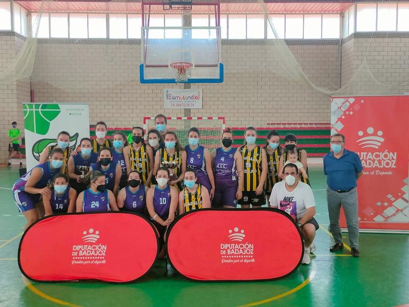 Antiguas Alumnas Guadalupe y Villafranca de los Barros se proclaman campeones de los Trofeos de Diputación