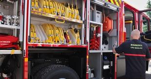 Suspendida temporalmente la convocatoria para la provisión de 35 plazas de conductor-mecánico bombero