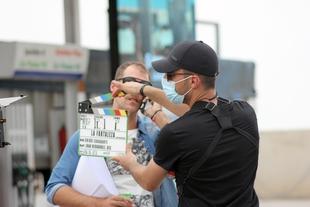 Comienza en Almendralejo el rodaje de la película 'La fortaleza'