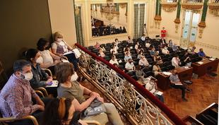 El Área de Recursos Humanos de la Diputación aprueba su Plan Estratégico para el período 2021/2023
