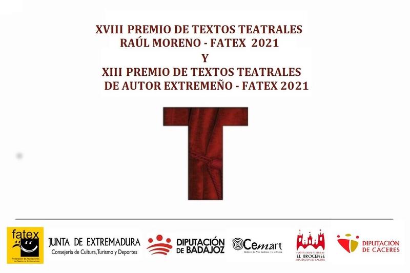 Abierta la convocatoria de los galardones de textos teatrales de FATEX