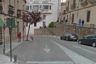 La Diputación de Cáceres saca a licitación la obra de mejora en la calle Gran Vía de Cáceres