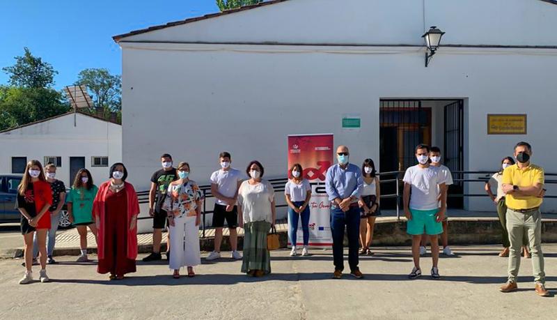 Inaugurada en Llerena la acción formativa de 'Dinamización de actividades de tiempo libre infantil y juvenil'