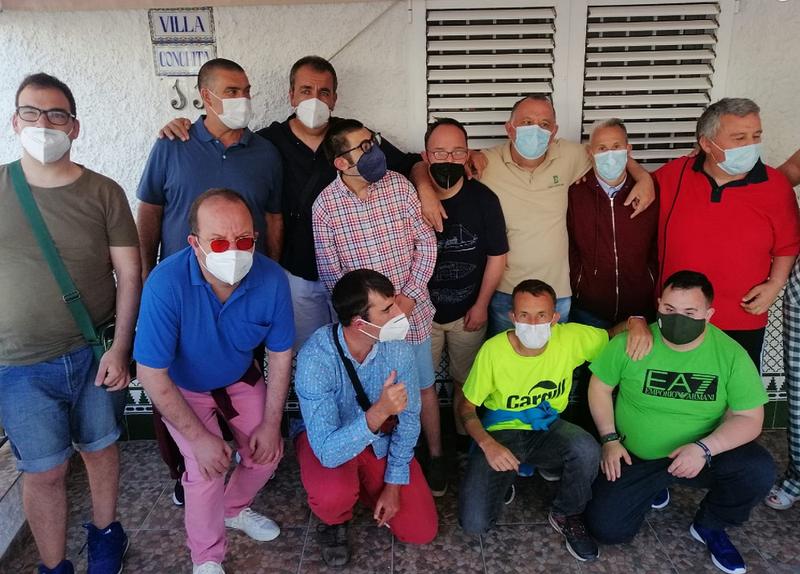 Unas 600 personas con discapacidad pasarán por la vivienda 'Villa Conchita' de Chipiona