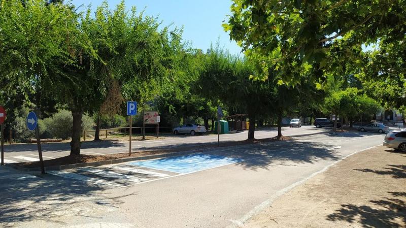 Diputación mejora los accesos a la Garganta de Alardos, en Madrigal de la Vera