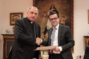 La Diputación y el Arzobispado de Mérida-Badajoz invertirán 400.000 euros en obras de reparación de templos y edificios parroquiales