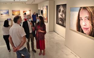 La Sala Vaquero Poblador acoge la exposición de los finalistas del XXXIX Premio Internacional de Pintura Eugenio Hermoso