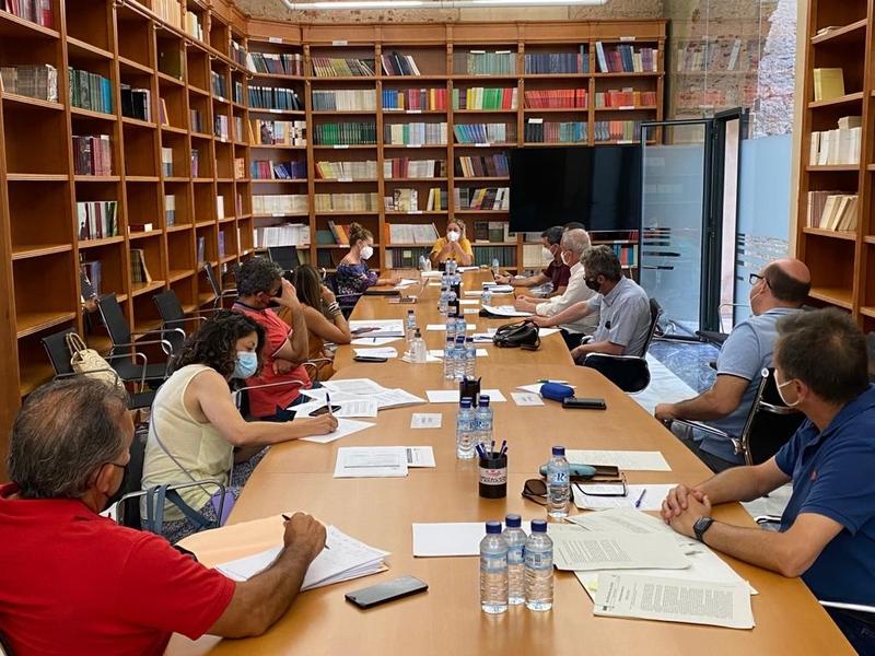 La Mesa General de Negociación de la Diputación consensúa medidas para la reducción de la temporalidad en el empleo público
